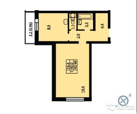 Купить квартиру в новой охте спб